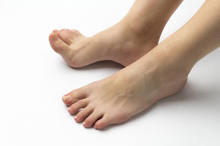 足の冷えと血流量調節の関係性