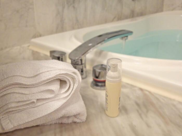 足先の冷え改善は入浴の仕方が大切