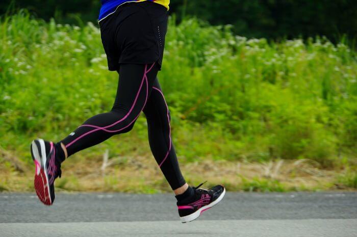 適度な運動で汗をかきポンプの役目も果たす