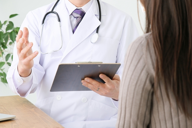 医師の診療